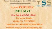 MVC online training