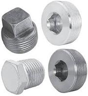 FORGED STEEL PLUGS AND BUSHINGS