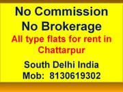3bhk 2bhk 1bhk flat for rent near to mandir