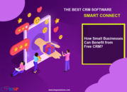 Smart Connect Cloud CRM can help you in Your Small & Medium Business